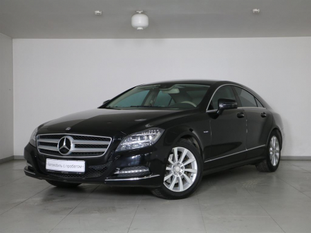 Mercedes-Benz CLS 350 4MATIC Купе